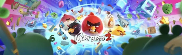 Download Angry Birds 2 Angry Birds game for computer and mobile phones