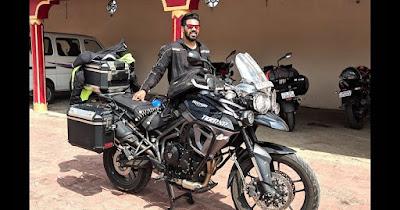 Top 15+ Indian Moto Vloggers Sriman Kotaru|
