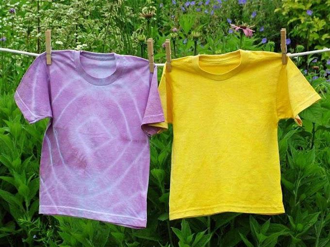 Como tingir roupa: 10 Maneiras de transformar e economizar