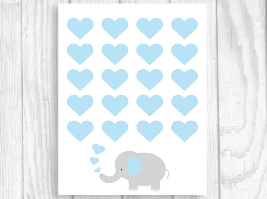Weddings By Susan Elephant Themed Baby Shower Alternative Guest