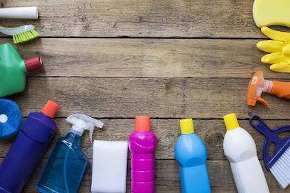 Pengaruh Penggunaan Bahan Kimia Rumah Tangga