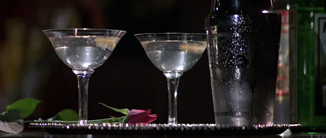 Vodka Martini aus James Bond 007 - The Living Daylights