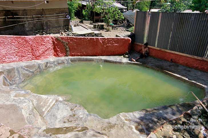 air panas gunung pancar bogor