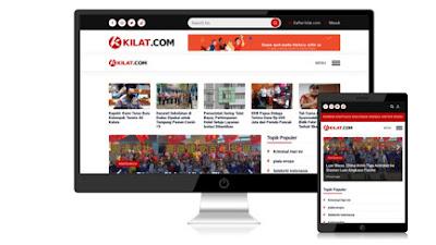Riview Situs Berita Terlengkap di Indonesia - kilat.com