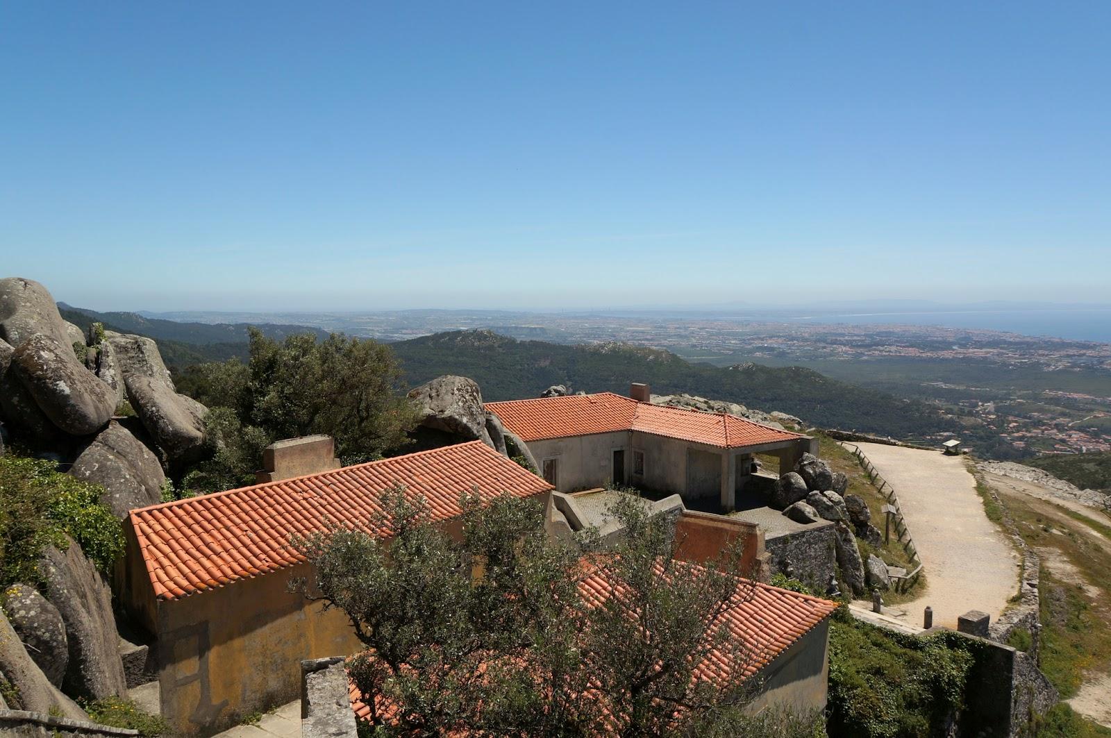 Monastère de Peninha - Portugal