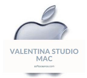 Valentina Studio Mac Descargar