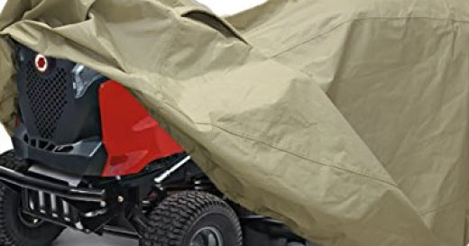 Lawn Mower Tractor Cover Review