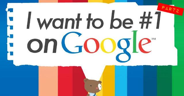 Ranking Google P.2 iFormazione Web
