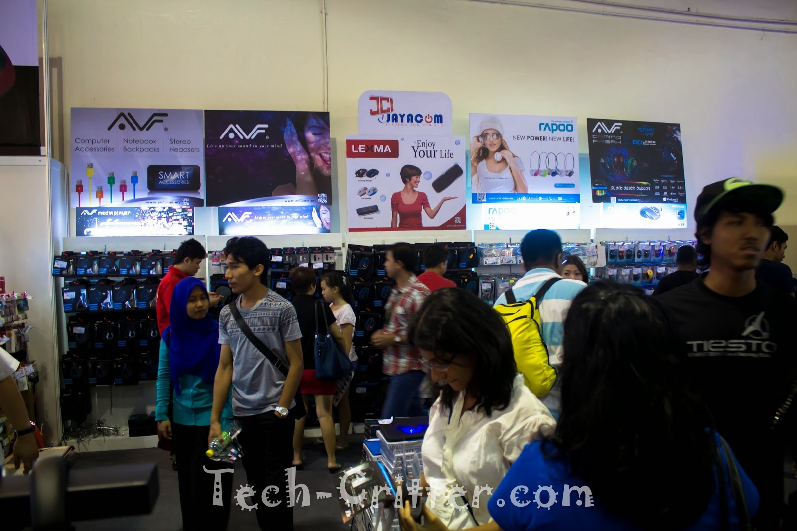 Coverage of the Malaysia IT Fair @ Mid Valley (17 - 19 Jan 2014) 260