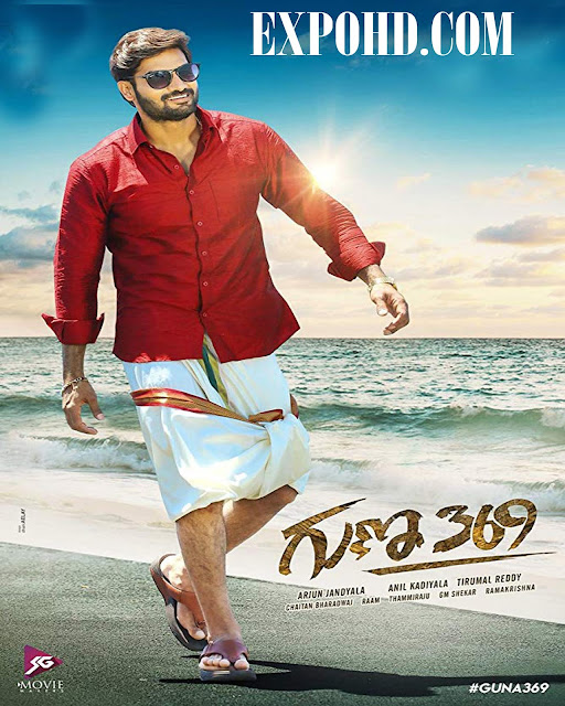 Guna 369 2019 Full Movie Download Dual Audio 720p | 1080p | HDRip x265
