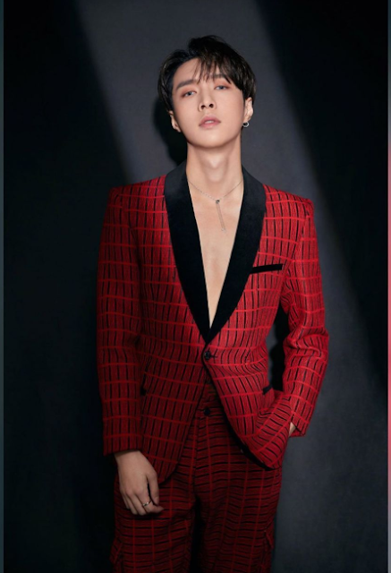 photo artis korea Lay Zhang
