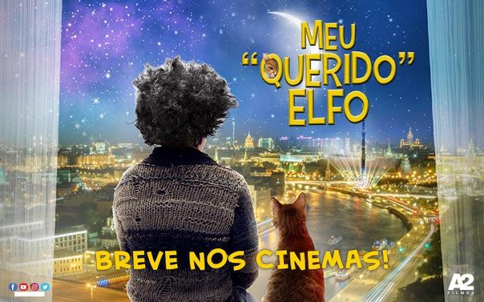 """Meu """"Querido"""" Elfo: confira o primeiro cartaz nacional e o trailer oficial dublado"""