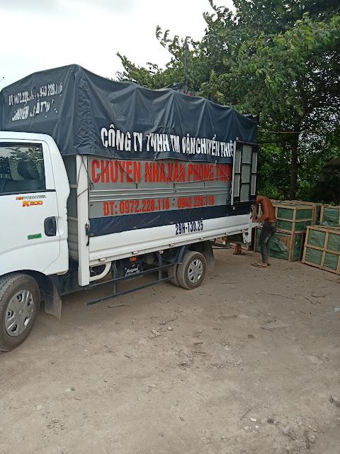 Công ty chuyên cung cấp dịch vụ chuyển dọn tại Hà Nội