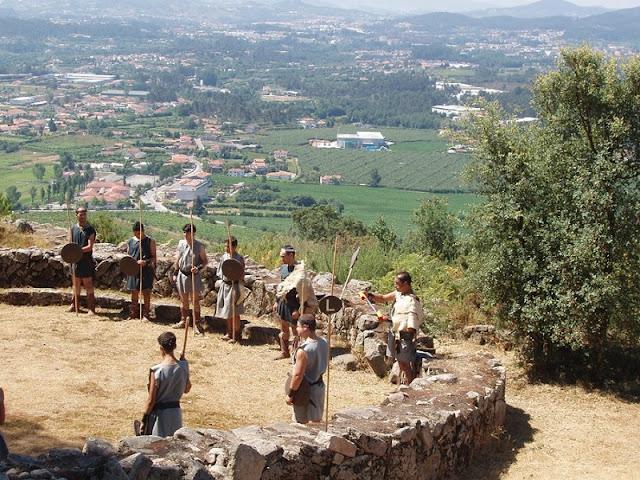 Eventos da Citânia de Briteiros em Guimarães