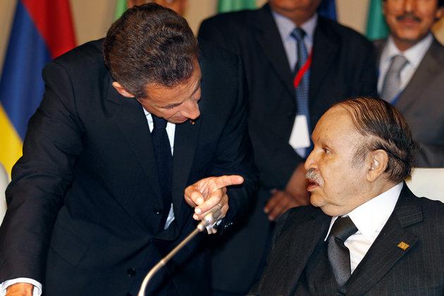 الجزائر بوتفليقة الجنرالات توفيق فرنسا الولايات المتحدة رشاد زيطوط زيتوت