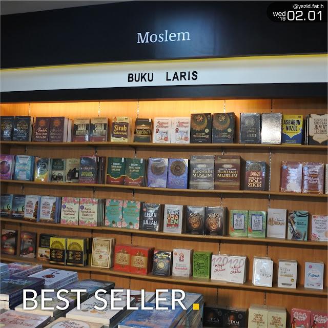 Best Selling Book, Buku best seller