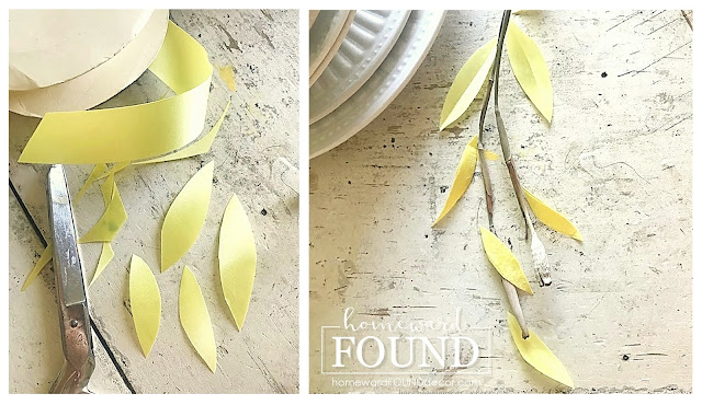 paper crafts, paper art, paper leaves, fall leaves, fall decor, fall decorating, diy leaves, diy home decor, diy fall home decor