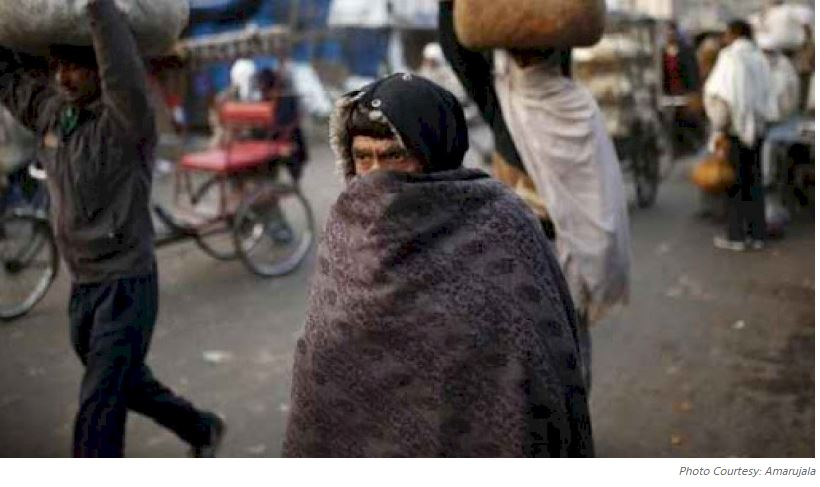 मौसम का अपडेट: दिल्ली एनसीआर में फिर से बारिश, चारधाम में बर्फबारी, ठंड बढ़ने की संभावना