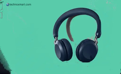 Jabra Elite 45h On-Ear Headphones Teases In India With Approximately 50 Hour Of Battery Life: Check All Details Here