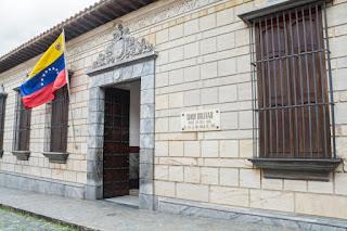 Casa Natal de Simón Bolívar en Caracas