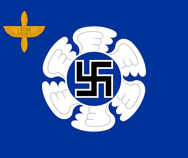 Flag of the Finnish Air Force Academy