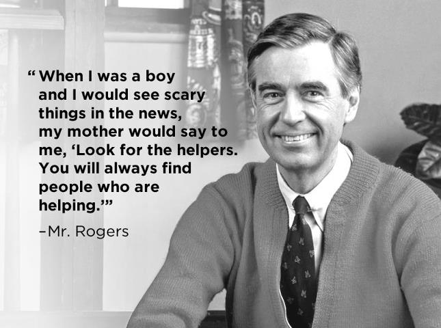 Mr Rogers - greatest kindness teacher