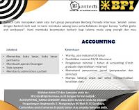 Lowongan Kerja Surabaya di Bartech Cafe Group Februari 2020