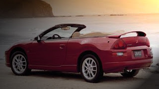 Dream Fantasy Cars-Mitsubishi Eclipse Spyder 2012