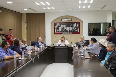 Impulsará agenda binacional la Comisión de Asuntos Fronterizos