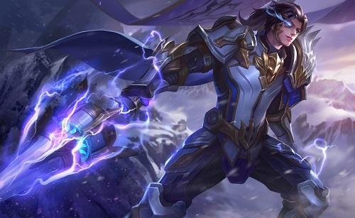 Triệu Vân trong vòng Game Liên quân Mobile giữ nguyên được khí phách như anh hùng với tên trong vòng Tam Quốc Chí