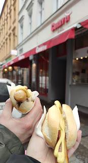comida típica de Berlín