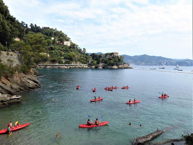 Baia di Niasca Portofino