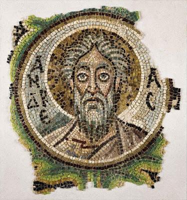 Κύπρος: Επαναπατρίστηκε σπάνιο ψηφιδωτό με τη μορφή του Αποστόλου Ανδρέα