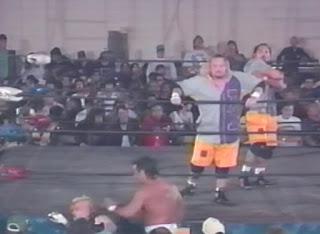ECW Ultra Clash 1993 - The Public Enemy