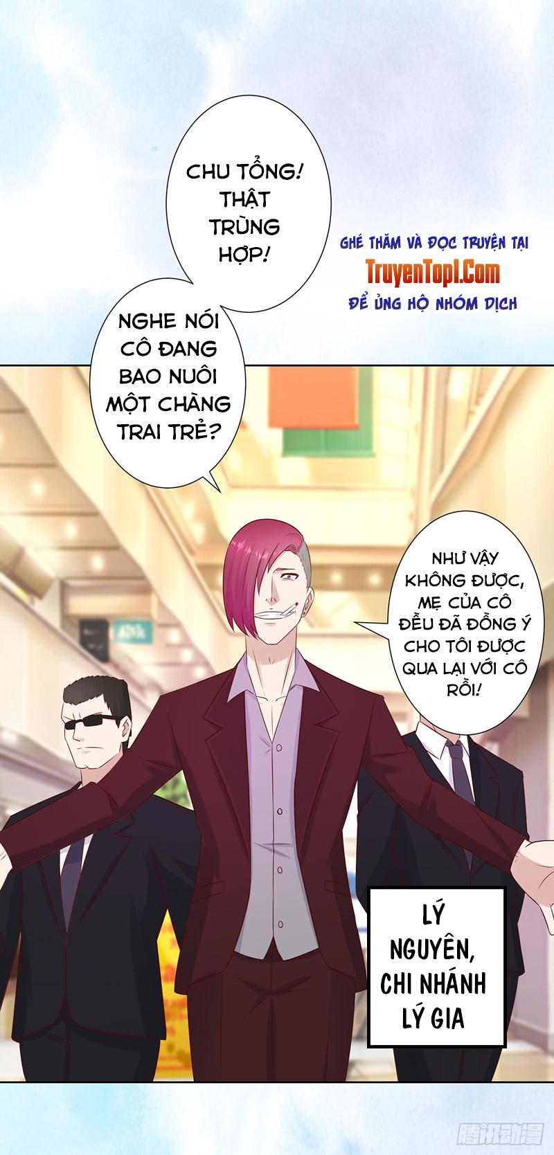 Người Tu Tiên Tại Đô Thị Chapter 13 - Trang 15