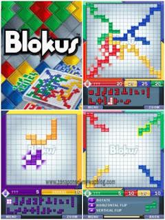 Blokus game ponsel Java jar
