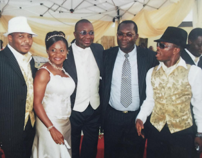Comedian Alibaba shares throwback photos from his wedding 10 years ago