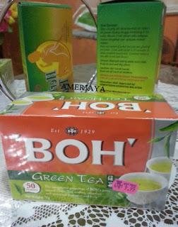 teh-hijau-boh-murah