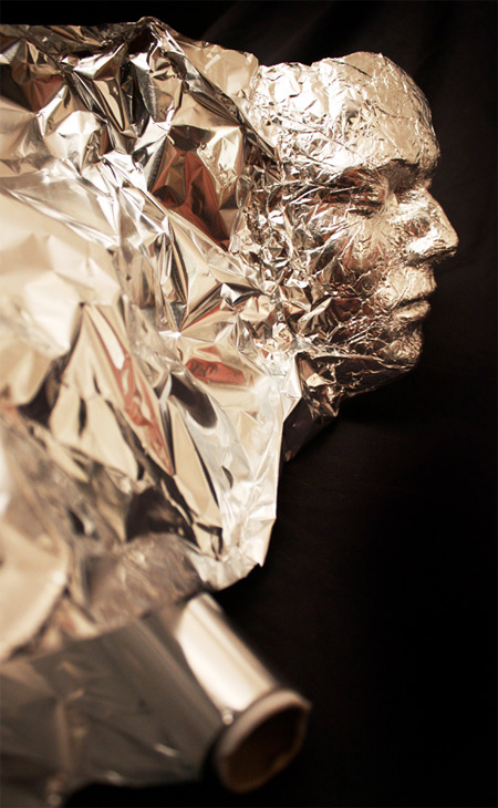 Creative Tinfoil Designs and Creations (15) 1