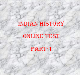 Indian History General Knowledge Online Test in Bengali | Part- 1