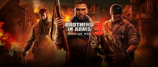 Game perang android brothers in arms3