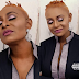 Victoria Inyama shows off edgy new look