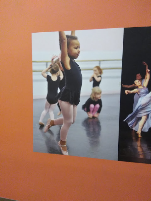 Beck Center preschool ballet
