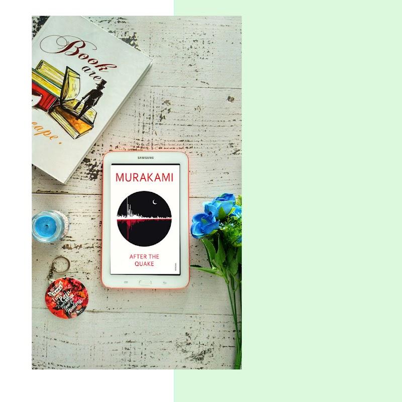 Book Review After The Quake by Haruki Murakami