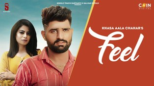 Feel Lyrics - Khasa Aala Chahar