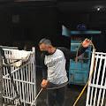 Pemkot Denpasar Bagikan Cairan Disinfektan Door to Door