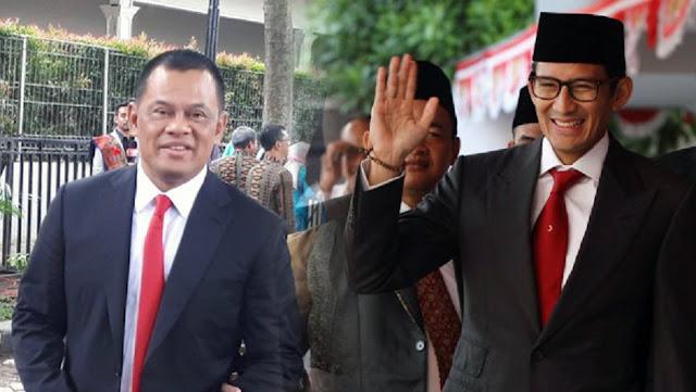 Andi Arief Ungkap Ada Skenario Jadikan Sandiaga dan Gatot Nurmantyo jadi Ketum Demokrat