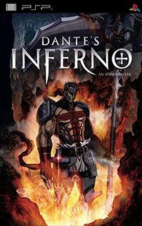 Película Dante Infierno