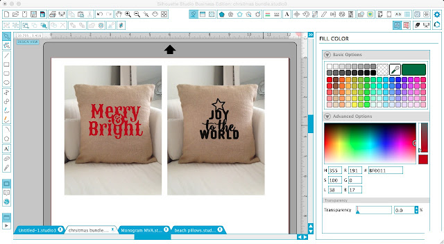 mock ups in Silhouette Studio selling etsy listings photos silhouette cameo beginners tutorial