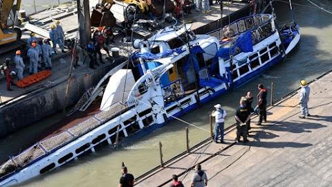 Dunai hajóbaleset - Nyilvános ülést tart a Kúria a hajóskapitány óvadéka ügyében